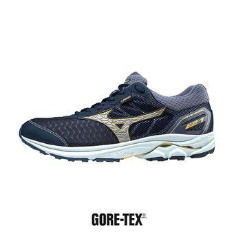 Zapatillas de running hombre WAVE RIDER 21 GTX blue/silver/samoansun
