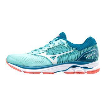Zapatillas de running mujer WAVE RIDER 21 aqua/white/blue