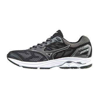 Zapatillas de running mujer WAVE RIDER 21 black/black/silver