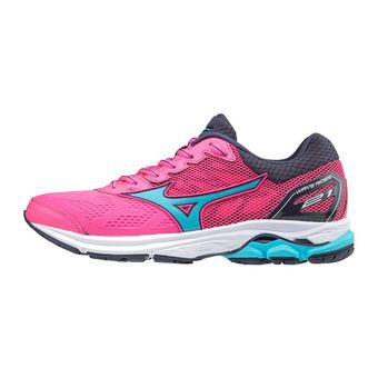 Chaussures de running femme WAVE RIDER 21 pinkglo/aquarius/graysto