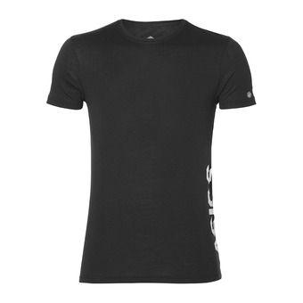 Camiseta hombre ESNT DBL GPX performance black