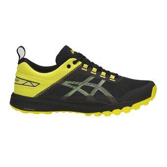 Zapatillas trail hombre GECKO XT black/carbon/sulphur spring