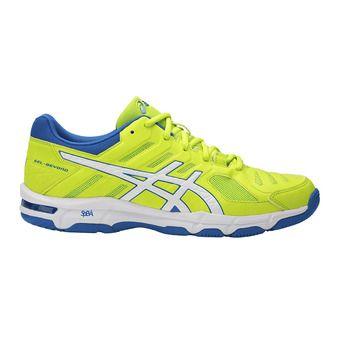 Zapatillas de voleibol hombre GEL-Beyond 5 energy green/white/electric blue