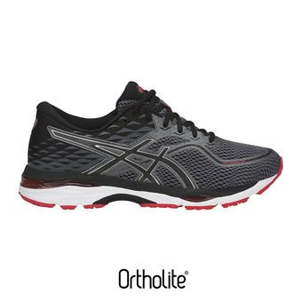 Zapatillas de running hombre GEL-CUMULUS 19 black/carbon/fiery red