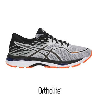 Chaussures running homme GEL-CUMULUS 19 glacier grey/white/victoria blue
