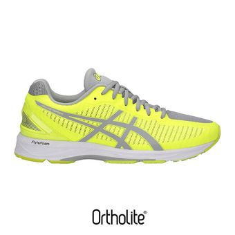 Zapatillas de running hombre GEL-DS TRAINER 23 safety yellow/mid grey/white