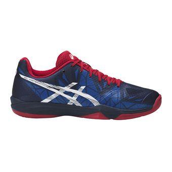 Zapatillas de balonmano hombre GEL-FASTBALL 3 insigna blue/white/prime red