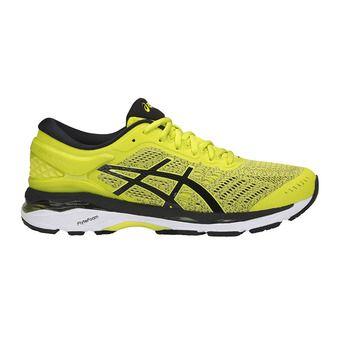 Chaussures running homme GEL-KAYANO 24 sulphur spring/black/white