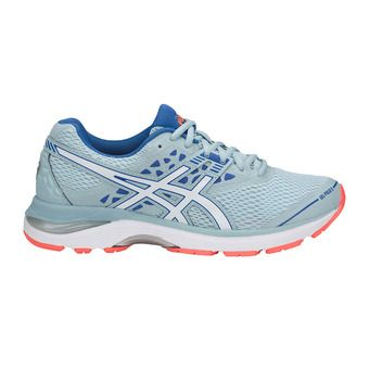 Zapatillas de running mujer GEL-PULSE 9 porcelain blue/white/victoria blue
