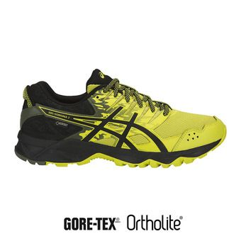 Chaussures trail homme GEL-SONOMA 3 G-TX sulphur spring/black/four leaf clover