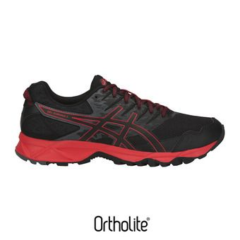 Zapatillas de trail hombre GEL-SONOMA 3 black/fiery red