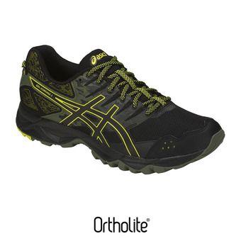 Chaussures trail homme GEL-SONOMA 3 black/sulphur spring