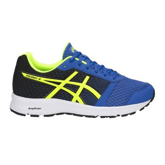 Zapatillas de running hombre PATRIOT 9 victoria blue/safety yellow/black