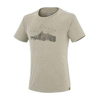 Tee-shirt MC homme ITASCA vetiver