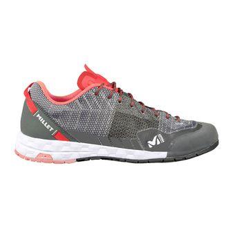Chaussures d'approche femme AMURI tarmac/hibiscus