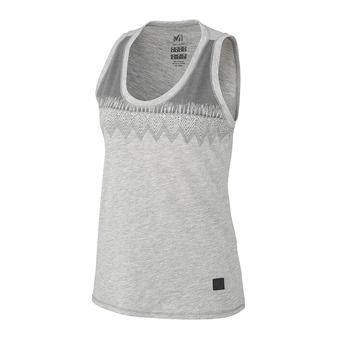 Débardeur femme BARRINHA heather grey