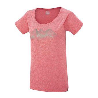 Tee-shirt MC femme ITASCA hibiscus