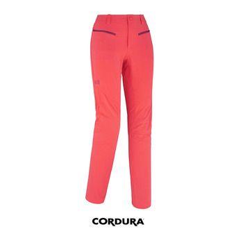 Pantalon femme LEPINEY XCS CORDURA hibiscus