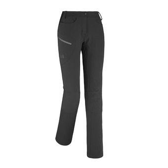 Pantalon femme TREKKER STRECH black/tarmac