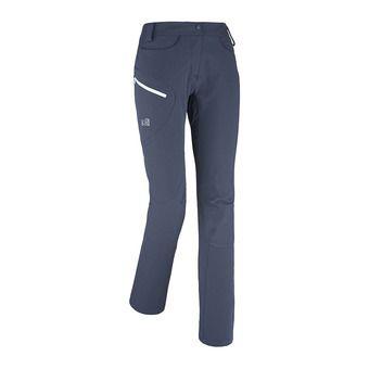 Pantalon femme TREKKER STRECH ink/pool blue