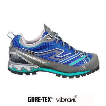 Chaussures randonnée femme TRIDENT GTX® purple blue