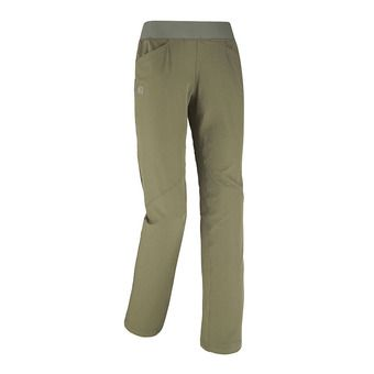 Pantalon femme WANAKA STRETCH grape leaf