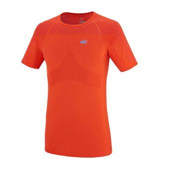 Camiseta hombre SEAMLESS orange