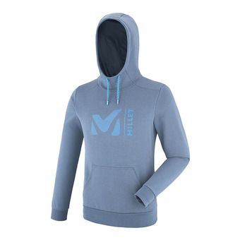 Sweat à capuche homme MILLET SW teal blue