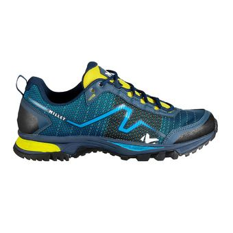 Chaussures trail OUT RUSH electric blue/butter cup