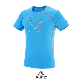 Maillot MC homme TRILOGY DELTA LIMITED light sky