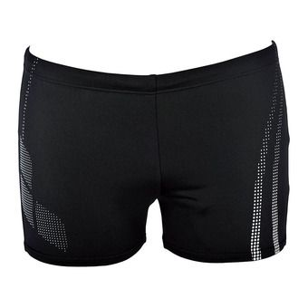 Boxer de bain homme SHADOW black/white