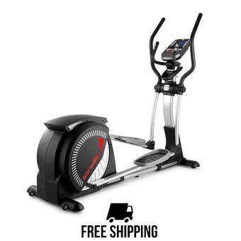 Vélo elliptique 35kg I.SUPER KHRONOS