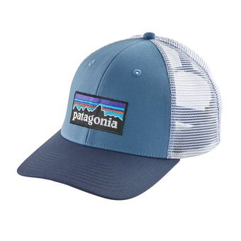 Casquette P-6 LOGO TRUCKER railroad blue