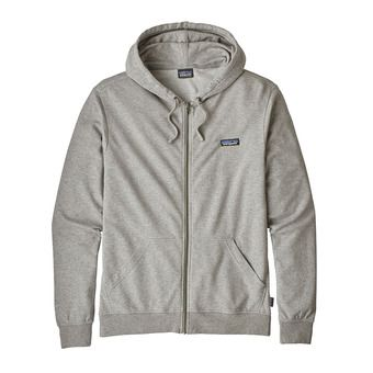 Sudadera hombre P-6 LABEL LW feather grey