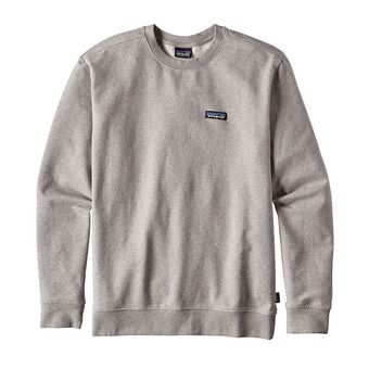 Sweat homme P-6 LABEL MW feather grey