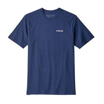 Camiseta hombre P-6 LOGO RESP classic navy