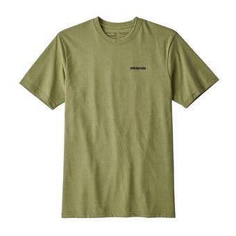 Tee-shirt MC homme P-6 LOGO RESP crag green