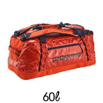 Bolsa de viaje 60L BLACK HOLE DUFFEL paintbrush red