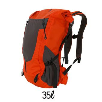 Sac à dos 35L SCRAMBLER™ RT state orange
