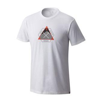 Tee-shirt MC homme ROUTE SETTER™ white