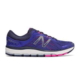 Chaussures running femme 1260 V7 blue iris
