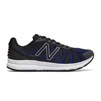 Chaussures running homme RUSH black/blue