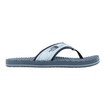 Paire de tongs homme BASE CAMP zinc grey wind print/weathered black