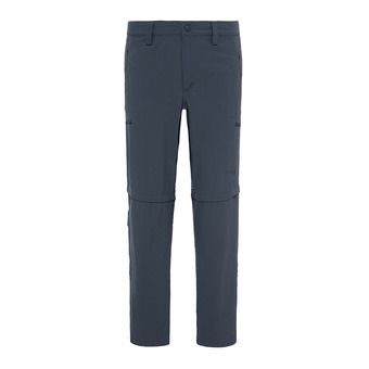 Pantalon convertible homme EXPLORATION asphalt grey