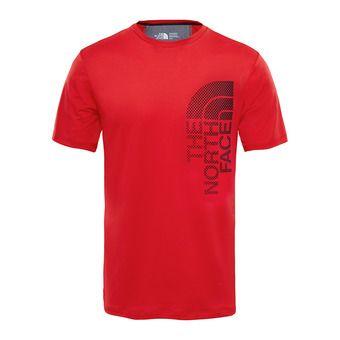 Camiseta hombre ONDRAS tnf red