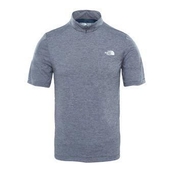 Camiseta hombre SHARETA II tnf medium grey heather/urban navy