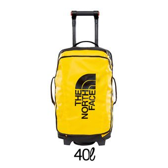 Maleta con ruedas 40L ROLLING THUNDER 22 summit gold/tnf black