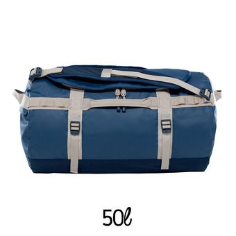 Bolsa de viaje 50L BASE CAMP S urban navy/crockery beige