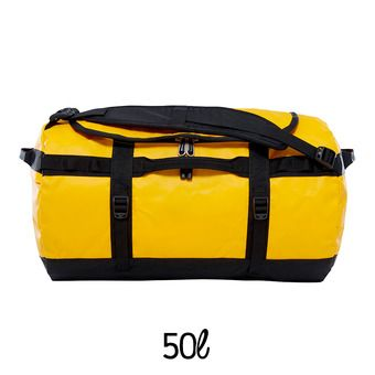 Bolsa de viaje 50L BASE CAMP S summit gold/tnf black
