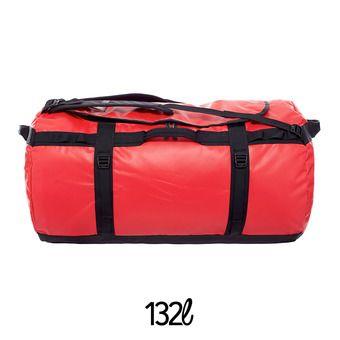 Bolsa de viaje 132L BASE CAMP XL tnf red/tnf black